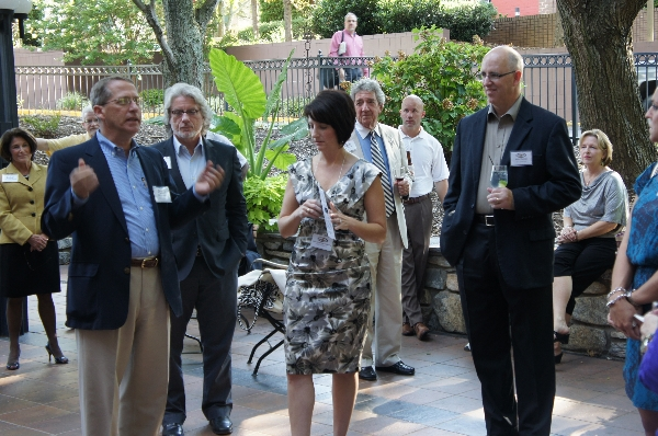 Leadership Seminar Reception