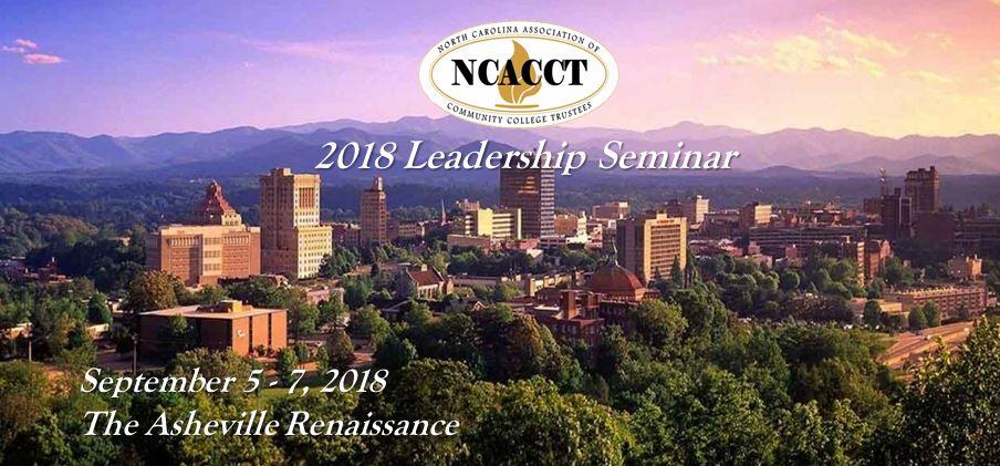 2018 Leadership Seminar Page Header
