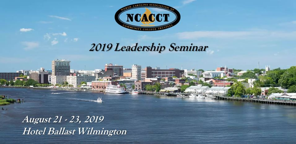 NCACCT 2019 Leadership Header